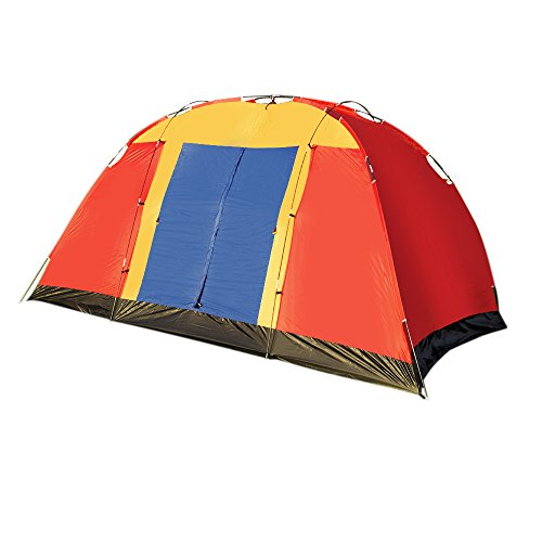 Dporticus Fordable Tent Large Size for 8 Person Waterproof Anti-UV Best Choice for Traveling and Camping