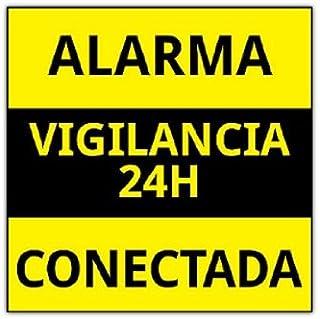 Amazon.es: pegatina alarma securitas