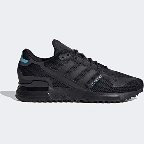 adidas Originals ZX 750 HD - Zapatillas deportivas, Negro (Negro ), 36 2/3 EU