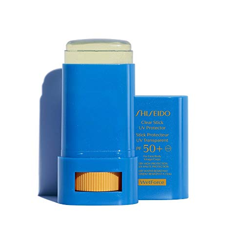 Shiseido Sun Clear Stick Uv Protector For Face Body Spf50+ 15 Gr Sun Clear Stick Uv Protector For Face Body Spf50+ 15 Gr 1 unidad 20 g