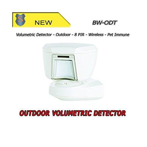 Bentel Security - PIR Octa-Quad Außenmelder - Bentel - BW-ODT
