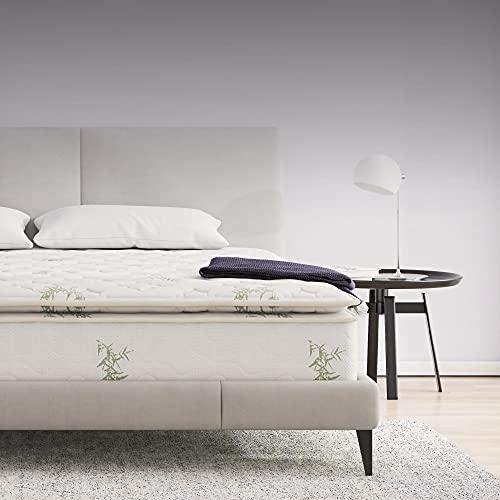 "Signature Sleep 13"" Hybrid Coil Mattress, King, White"
