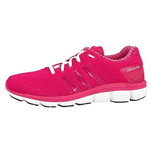 adidas Damen CC Ride W Sneaker, Vivid Berry S14 / Vivid Berry S14 / Glow Pink S14, 40 2/3 EU