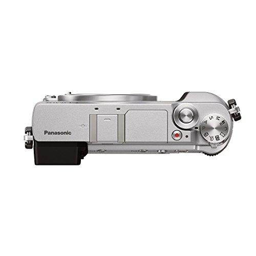パナソニックミラーレス一眼カメラルミックスGX7MK2標準ズームレンズキットシルバーDMC-GX7MK2KS