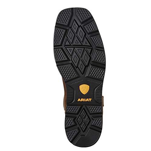 ARIAT - Chaussures de Travail Western Groundbreaker pour Hommes, 44 M EU, Brown