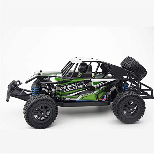QTWW 1/18 Oversize Remote Control Car 4X4 Potente Big Foot Off Road Truck 2.4GHz Radio Control 40km / h High...
