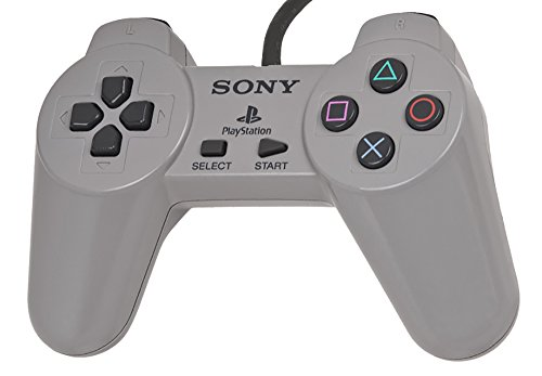 Gris Gaming Controller Gamepad Official für Sony Playstation 1