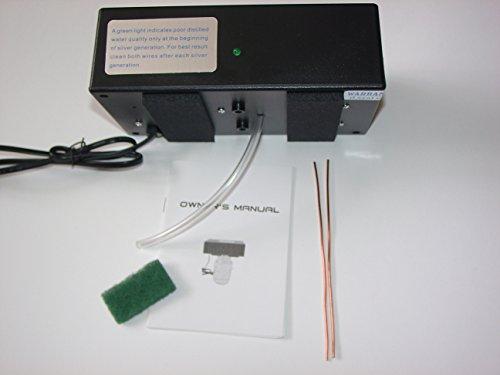 Copper Nano Particle Copper Colloidal Generator 105-127V