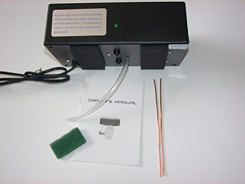 Copper Nano Particle Copper Colloidal Generator 105-127V