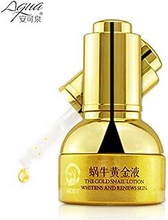 ケアカタツムリエッセンスデイクリームアンチリンクルフェイスコラーゲン寧保湿性液体の美し熱い販売:中国