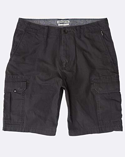 BILLABONG Herren Shorts Scheme Cargo, Char, 32, N1WK14 BIP9 2061