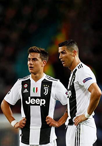 Generic Poster 11629 (A3-A4-A5) Paul Dybala Cristiano Ronaldo Juventus Italian Serie A Football, A3