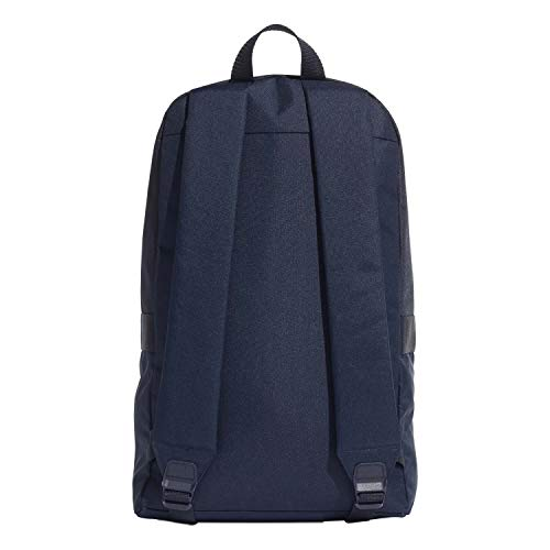 adidas Linear Classic Daily Backpack - Legend Ink/White/White, One Size