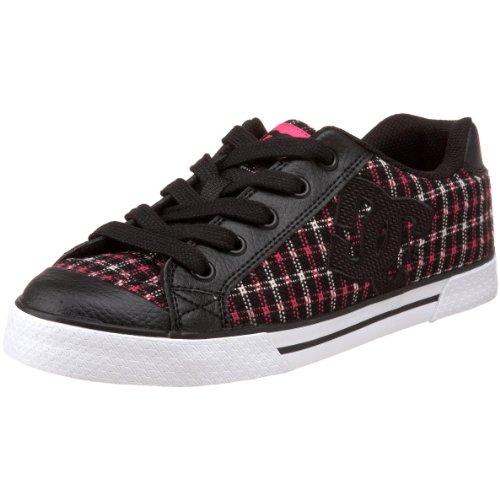 DC Shoes 302252-W - Zapatillas de Deporte de Lona para Mujer,...