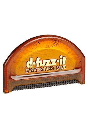 D Fuzz It Sweater & Fabric Comb