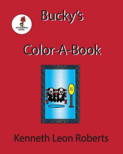 Bucky's Color-A-Book