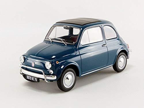 Norev NV187770 1:18 1968 Fiat 500 L-Blu