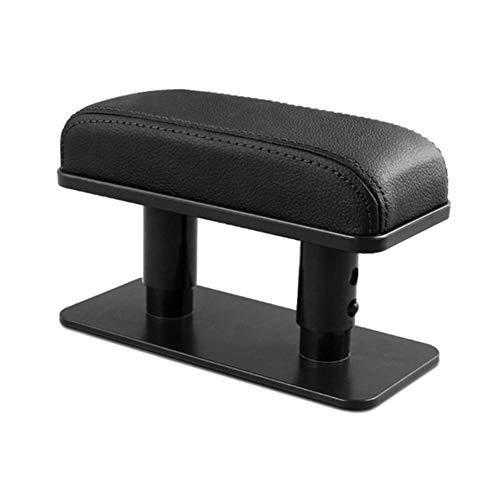 Car Armrest, MoreChioce Car Armrest Cushion Elbow Support Door Armrest Pad Arm Protective Pad for Anti-Fatigue Main Driver Position Armrest,Black