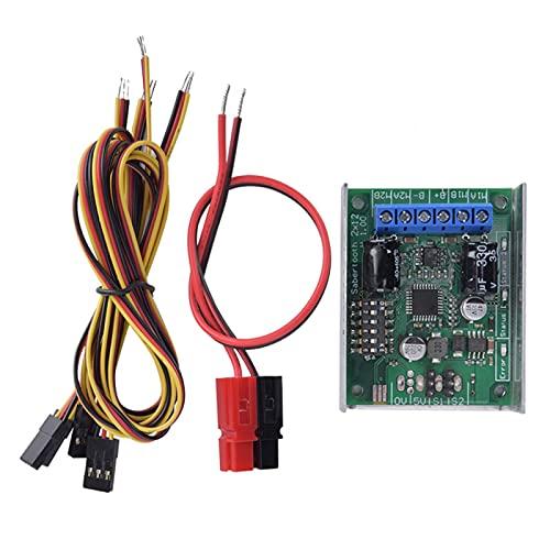 Controlador R/C, Cable de conexión Piezas de robot industrial con LED de...