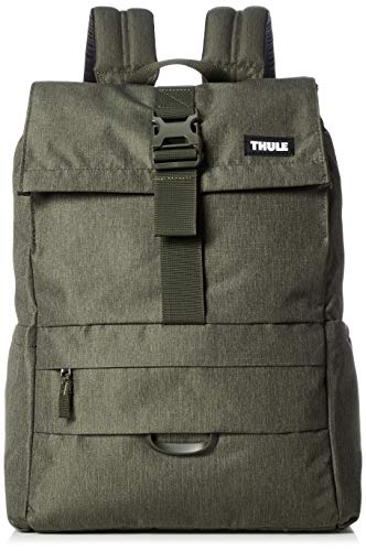 THULE Campus 2019 Mochila Tipo Casual 43 Centimeters Verde  Forest Night