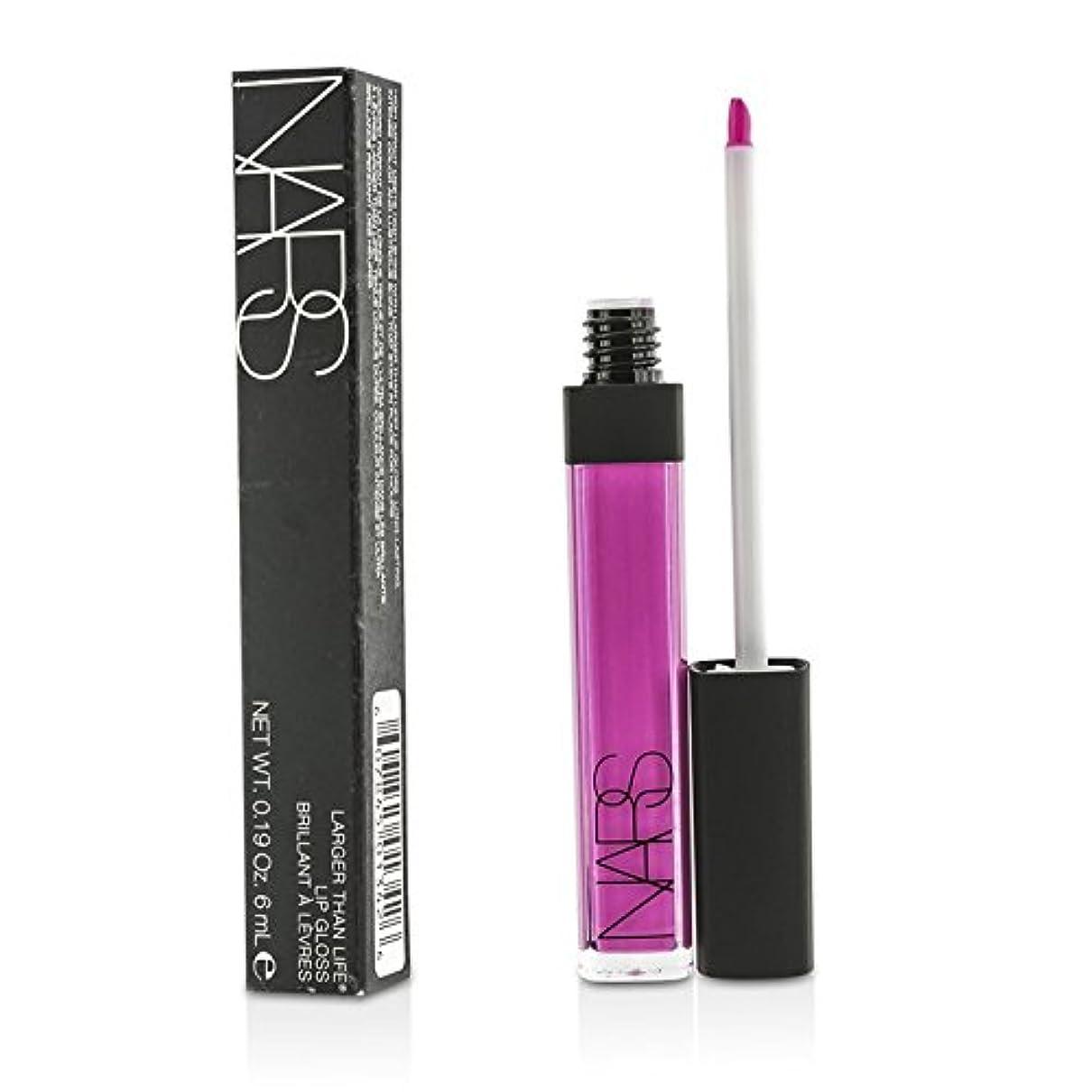 時誰がとげのあるナーズ Larger Than Life Lip Gloss - #Coeur Sucre 6ml/0.19oz並行輸入品