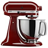 KitchenAid KSM150PSGC Artisan Series 5-Qt. Stand Mixer with Pouring Shield - Gloss Cinnamon