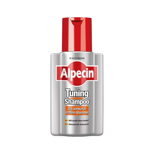 ALPECIN Tuning Coffein-Shampoo braun 200 ml