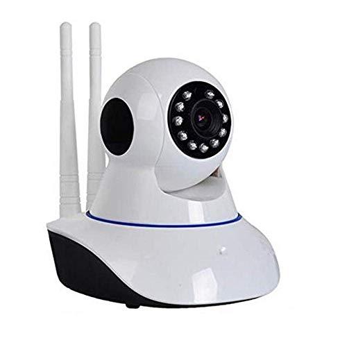 Drumstone 720p HD WiFi CCTV 360� Camera with Two Way Audio, Night...