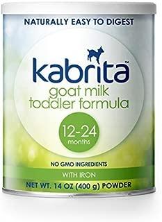 Kabrita Goat Milk Toddler Formula - Powder - 14 oz Size: 14 oz Model: (Newborn, Child, Infant)