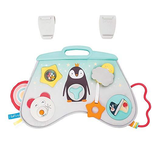 Taf Toys 12265 Musik & Lichtert Laptoy Aktivspielzeug für Babys, Mehrfarbig
