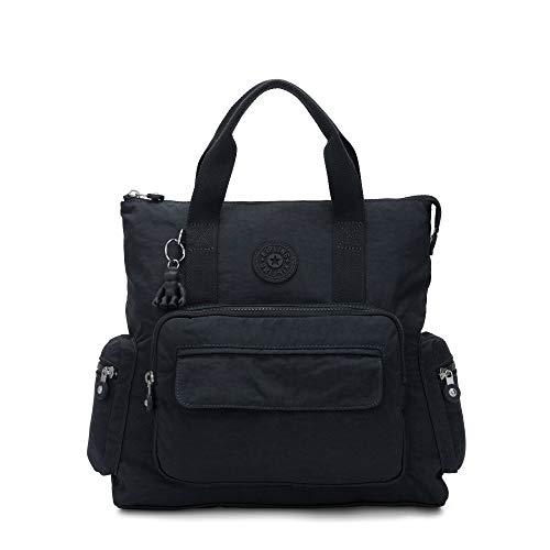 Kipling Alvy 2-in-1 Convertible Tote Bag Backpack Blue Bleu