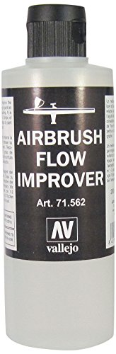 Vallejo Airbrush Flow Improver 200ml Paint Set