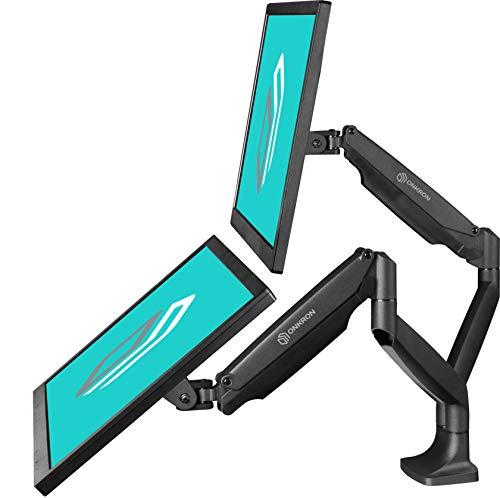 ONKRON Monitor Tischhalterung 2X 13-32