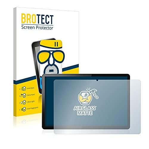 BROTECT Protector Pantalla Cristal Mate Compatible con Lenovo Tab P11 5G Protector Pantalla Anti-Reflejos Vidrio, AirGlass