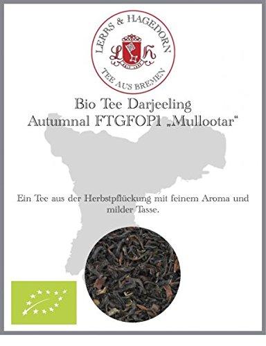 "Bio Tee Darjeeling Autumnal FTGFOP1 ""Mullootar"" 1kg"