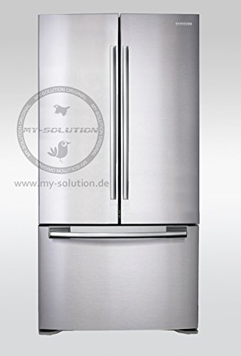 Samsung RF62HERS1 French-Door Side-by-Side A+ , 441L, anti Fingerprint