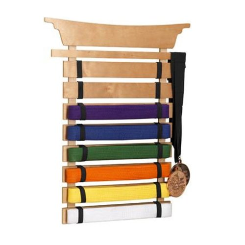 Martial Arts Belt Displays