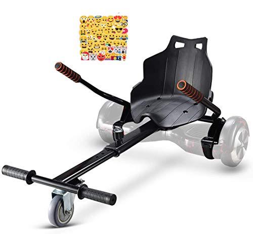 LOVESPORT Hoverboards Silla Hoverboard Asiento Kart Electrico Patinete electrico con Asiento...