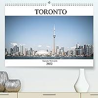 Toronto - Kanadas Metropole (Premium, hochwertiger DIN A2 Wandkalender 2022, Kunstdruck in Hochglanz): Kanadas heimliche Hauptstadt in stimmungsvollen Bildern (Monatskalender, 14 Seiten )