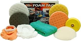 Dual Action Deluxe CCS Foam Pad Kit