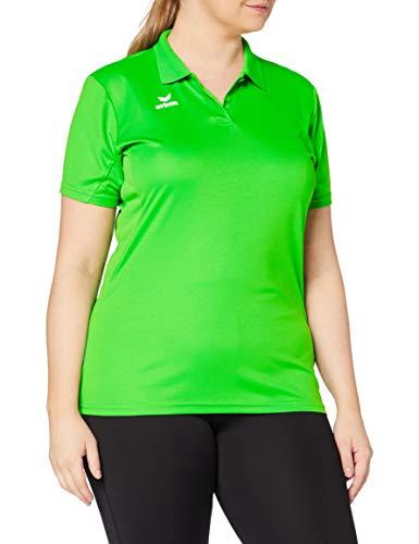 erima Damen Poloshirt Funktions, green, 46, 211363