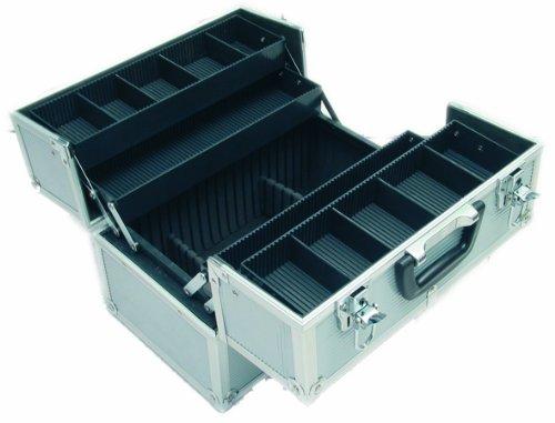 Viso STC944 - Caja de herramientas (aluminio, con 4 bandejas