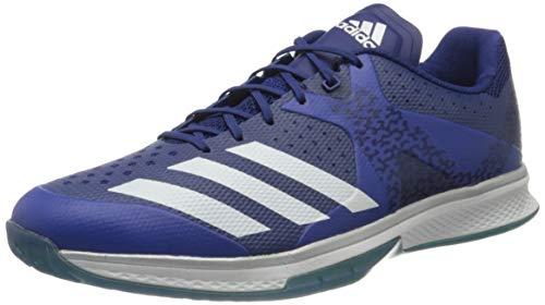 adidas Herren Counterblast Handballschuhe, Blau (Ftwbla Tinmis), 48 EU