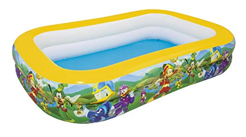 Bestway Mickey Mouse Family Pool, 262 x 175 x 51 cm
