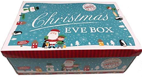 Disney Snow White Mini Réveillon Noël Boîte Cadeau Père Noël Elfes Manchot 17x26.5X 8cm