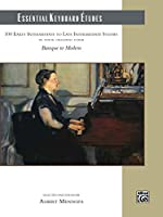 Essential Keyboard Études: 100 Early Intermediate to Late Intermediate Studies, Comb Bound Book