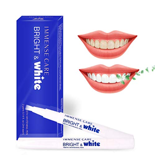 Immense Care Teeth Whitening Pen 35 Carbamide Peroxide Gel 2ml