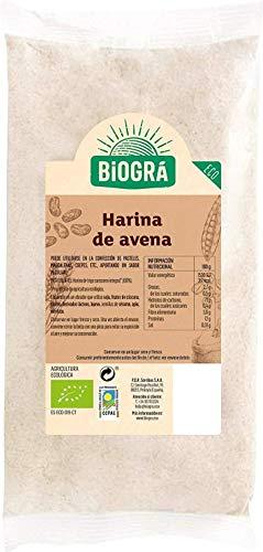 Biográ Harina de Avena, 500g
