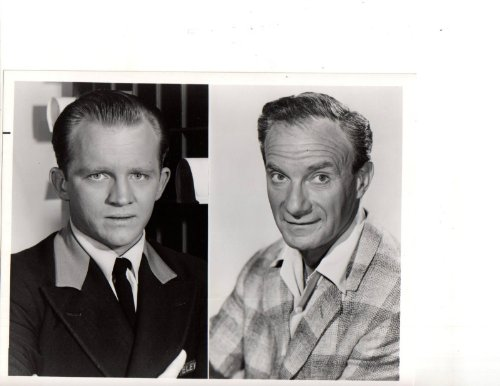 Gary Crosby Jonathan Harris Original 7x9 photo K0832