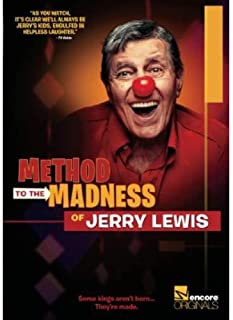 Method To Madness of Jerry Lewis [DVD]